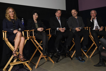 Joan Jett 'Big Driver' Screening in NYC