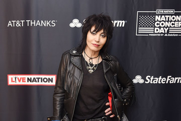 Joan Jett Live Nation Celebrates The 3rd Annual National Concert Day