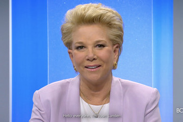 Joan Lunden 2020 Breast Cancer Research Foundation (BCRF) Virtual Symposium & Awards Luncheon