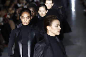Joan Smalls Max Mara - Runway: Milan Fashion Week Autumn/Winter 2019/20