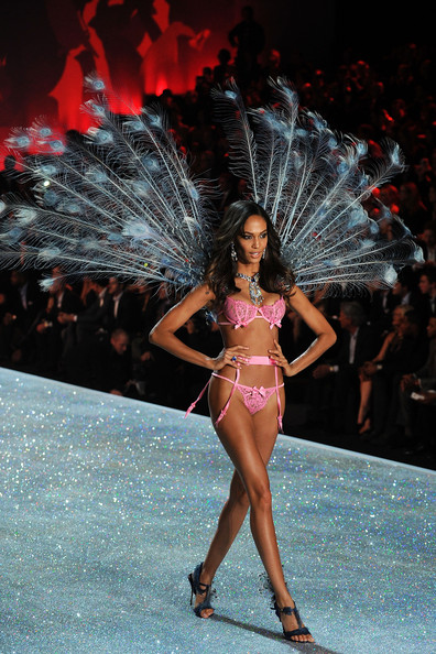 Joan Smalls - The Victoria's Secret Fashion Show