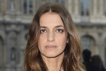 Joana Preiss Arrivals at the Louis Vuitton Show