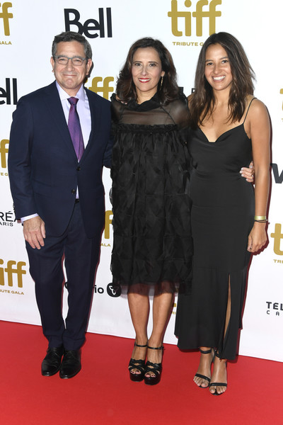 2019 Toronto International Film Festival TIFF Tribute Gala - Arrivals [carpet,red carpet,event,premiere,suit,little black dress,dress,flooring,formal wear,tuxedo,arrivals,guest,jason kliot,joana vicente,l-r,the fairmont royal york hotel,toronto,canada,toronto international film festival tiff tribute gala]