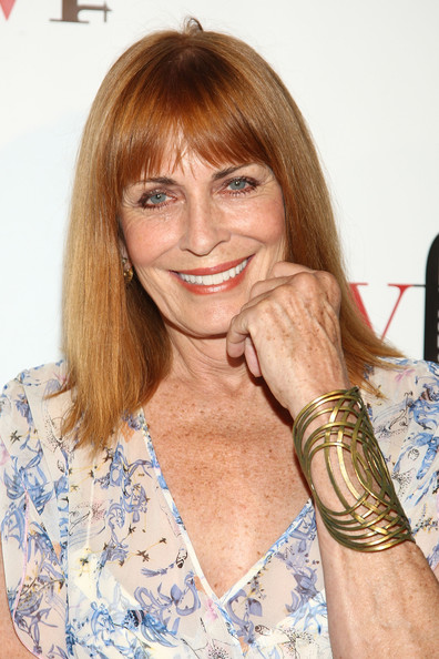 Actress Joanna Cassidy arrives at the premiere of