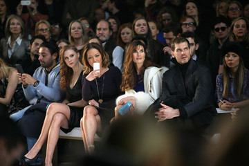 Joanna Garcia-Swisher Nicole Miller - Front Row - Mercedes-Benz Fashion Week Fall 2015