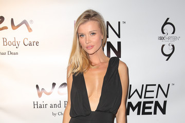 Joanna Krupa Chaz Dean Holiday Party 2015 Benefiting Love Is Louder