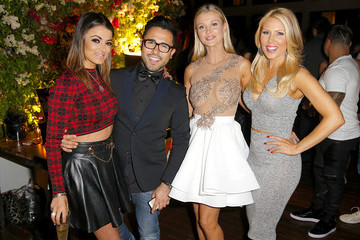Joanna Krupa Inside Life & Style Weekly's 10-Year Anniversary Party