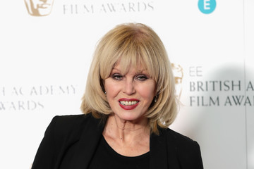 Joanna Lumley The EE British Academy Film Awards Nominations Announcement - Photocall