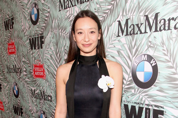 Joanna Natasegara Tenth Annual Women In Film Pre-Oscar Cocktail Party Presented By Max Mara And BMW - Red Carpet