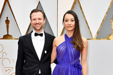 Joanna Natasegara 89th Annual Academy Awards - Arrivals