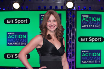 Joanna Rowsell BT Sport Action Woman of the Year Awards 2016 - Arrivals