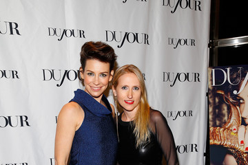 Joanna Scholl Arrivals at 'The Hobbit' Celebration in NYC
