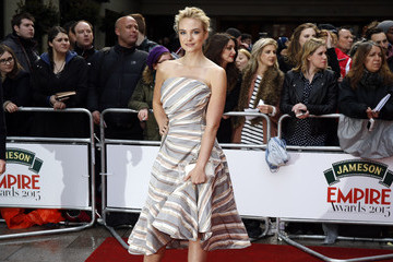 Joanna Vanderham Jameson Empire Awards 2015