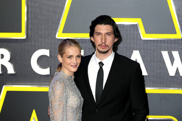 Joanne Tucker The European Film Premiere of 'Star Wars: The Force Awakens'