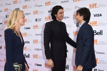 Joanne Tucker 'While We're Young' Premiere - Arrivals - 2014 Toronto International Film Festival