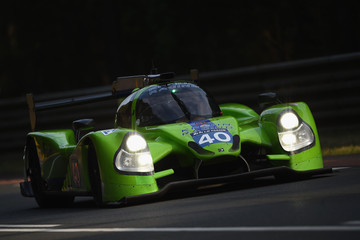 Joao Barbosa Le Mans 24 Hour Race - Qualifying