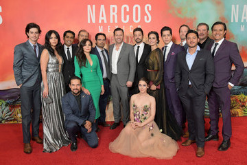 Joaquín Cosío Netflix Original Series 'Narcos: Mexico,' Special Screening At LA Live In Los Angeles, CA