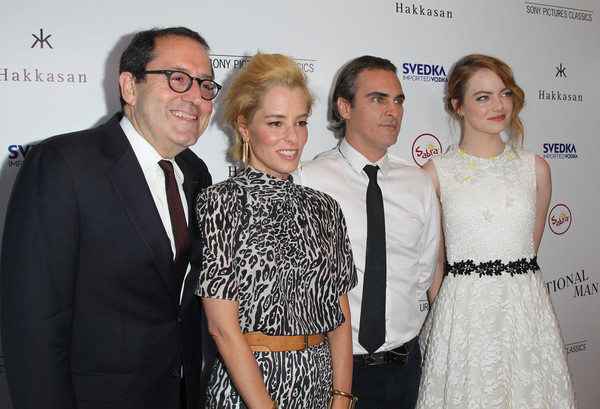 Celebrities Attend the Premiere of Sony Pictures Classics' 'Irrational Man'