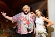 """Joaquin Phoenix Hosts Release Party For His Sister Rain Celebrating Her New Album """"RIVER"""""""