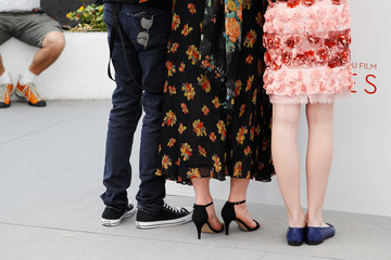 Joaquin Phoenix Lynne Ramsay 'You Were Never Really Here' Photocall - The 70th Annual Cannes Film Festival