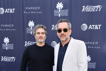 Joaquin Phoenix Todd Phillips Variety 10 Directors To Watch Brunch At Palm Springs International Film Festival