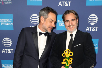 Joaquin Phoenix Todd Phillips 31st Annual Palm Springs International Film Festival Film Awards Gala - Backstage