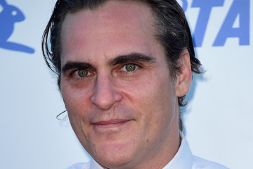Joaquin Phoenix PETA's 35th Anniversary Party