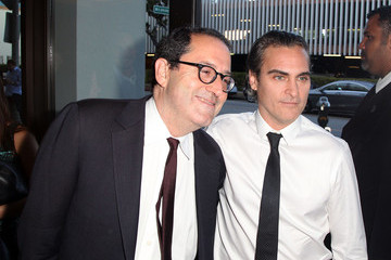 Joaquin Phoenix Celebrities Attend the Premiere of Sony Pictures Classics' 'Irrational Man'