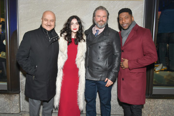 Jocko Sims 86th Annual Rockefeller Center Christmas Tree Lighting Ceremony