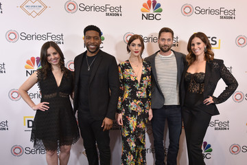 Jocko Sims Opening Night - World Premiere Of NBC's 'New Amsterdam' At SeriesFest: Season 4