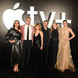 """Jodi Balfour World Premiere Of Apple TV+'s """"For All Mankind"""" - Red Carpet"""