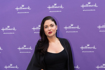 Jodi Lyn O'Keefe Launch Party For Hallmark's 'Put It Into Words' Campaign - Arrivals