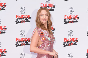 Jodie Comer Three Empire Awards - Red Carpet Arrivals