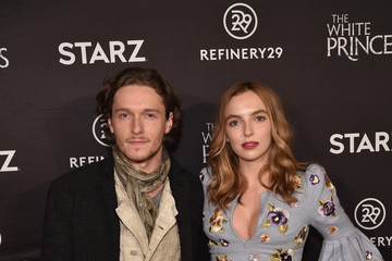 Jodie Comer New York Special Screening Event of STARZ 'The White Princess' Hosted by STARZ & Refinery29