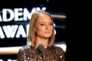 Jodie Foster 2016 AMD British Academy Britannia Awards Presented by Jaguar Land Rover and American Airlines - Show
