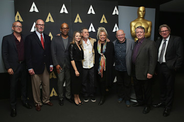 Jodie Foster Kerry Brougher The Academy Museum Presents the 25th Anniversary Event of 'Silence Of The Lambs'