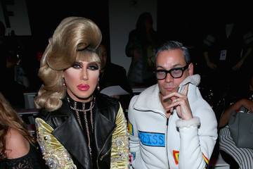 Jodie Harsh The Blonds - Front Row - February 2018 - New York Fashion Week: The Shows