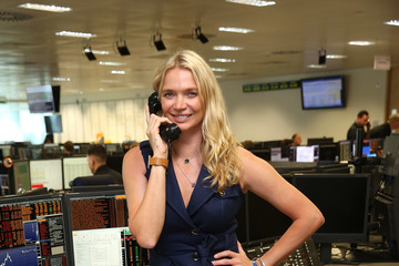 Jodie Kidd BGC Annual Global Charity Day
