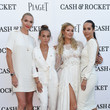 Jodie Kidd Cash & Rocket Tour 2019: Piaget White Evening