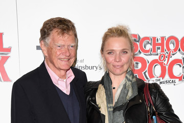 Jodie Kidd Opening Night Of 'School Of Rock The Musical' - Red Carpet Arrivals