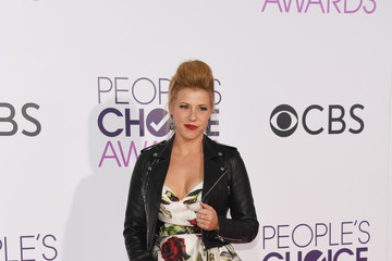 Jodie Sweetin People's Choice Awards 2017 - Arrivals