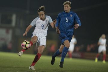 Jodie Taylor England Women v Italy Women - International Friendly