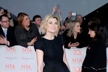 Jodie Whittaker National Television Awards - Red Carpet Arrivals