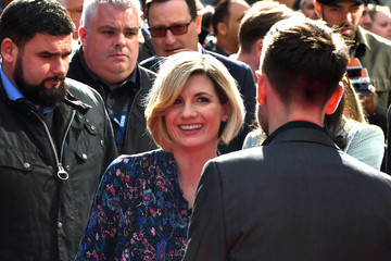 Jodie Whittaker 'Doctor Who' Photocall - Red Carpet Arrivals
