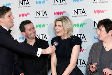 Jodie Whittaker National Television Awards - Press Room