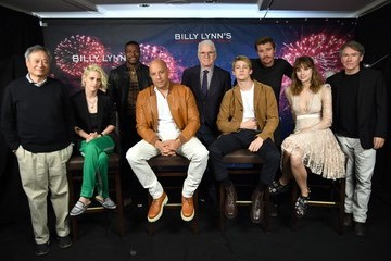 Joe Alwyn 'Billy Lynn's Long Halftime Walk' Photo Call