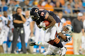 Joe Anderson Chicago Bears v Carolina Panthers