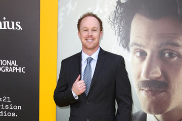 Joe Coffey National Geographic's Premiere Screening of 'Genius' in Los Angeles