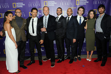 "Joe Doyle Red Carpet Event And World Premiere Of National Geographic Channel's ""Killing Jesus"""