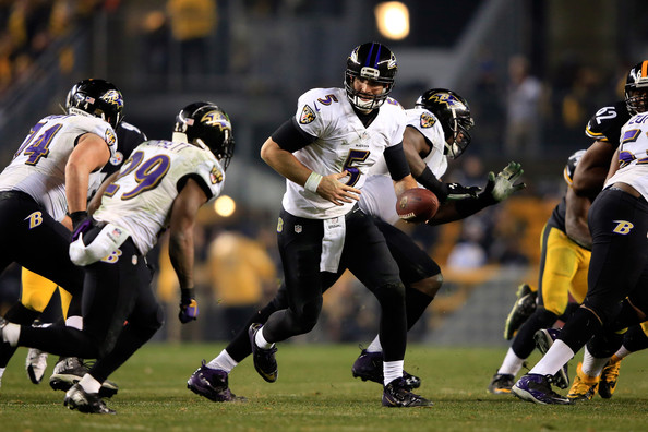 Wild Card Playoffs - Baltimore Ravens v Pittsburgh Steelers []